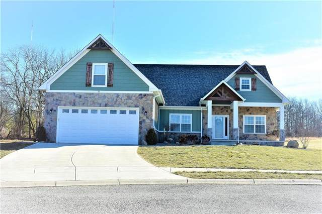 35 Downing Drive, Trafalgar, IN 46181 (MLS #21763120) :: Realty ONE Group Dream
