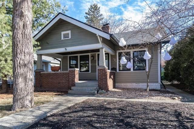 4249 N Graceland Avenue, Indianapolis, IN 46208 (MLS #21763126) :: Heard Real Estate Team   eXp Realty, LLC