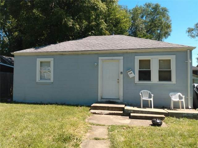 2109 Sharon Avenue, Indianapolis, IN 46222 (MLS #21763129) :: Heard Real Estate Team   eXp Realty, LLC