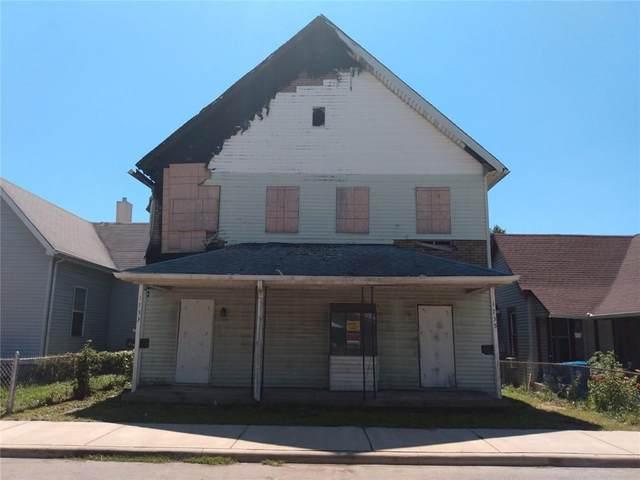 1735 Lambert Street, Indianapolis, IN 46221 (MLS #21763139) :: Dean Wagner Realtors