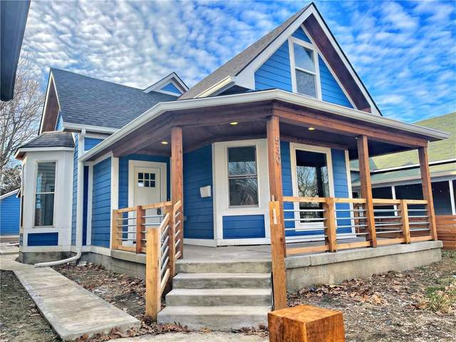 530 N Hamilton Avenue, Indianapolis, IN 46201 (MLS #21763152) :: Realty ONE Group Dream