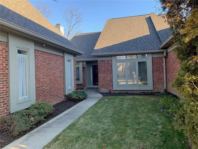 9255 Tamarack Drive #30, Indianapolis, IN 46260 (MLS #21763164) :: Mike Price Realty Team - RE/MAX Centerstone