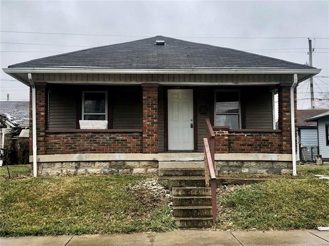 305 Leeds Avenue, Indianapolis, IN 46201 (MLS #21763169) :: Realty ONE Group Dream