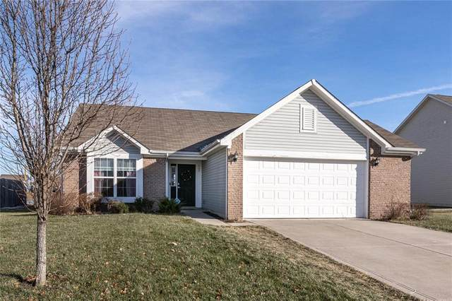 509 Pebble Drive, Fortville, IN 46040 (MLS #21763238) :: AR/haus Group Realty