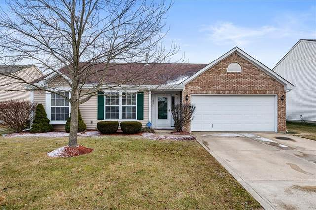 6224 Arrowhead Drive, Anderson, IN 46013 (MLS #21763239) :: The Evelo Team