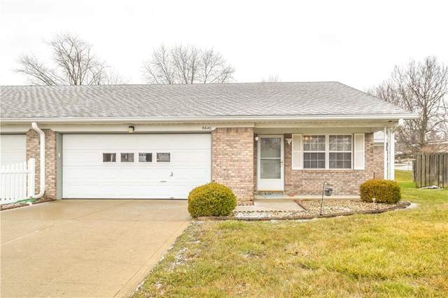 6640 S New Jersey Street, Indianapolis, IN 46227 (MLS #21763251) :: Richwine Elite Group