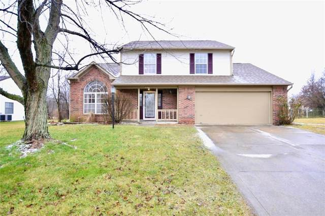 5701 Pine Knoll Boulevard, Noblesville, IN 46062 (MLS #21763292) :: Mike Price Realty Team - RE/MAX Centerstone