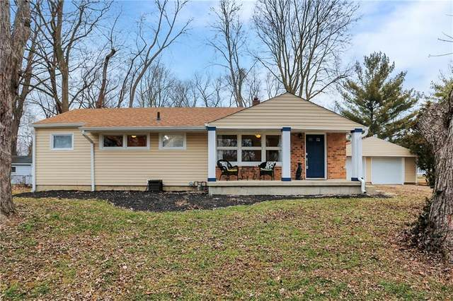 2426 E 68th Street, Indianapolis, IN 46220 (MLS #21763322) :: Mike Price Realty Team - RE/MAX Centerstone