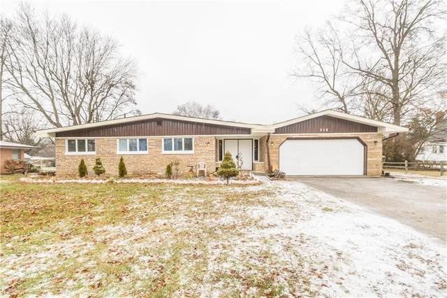 318 E Southport Road, Indianapolis, IN 46227 (MLS #21763337) :: Dean Wagner Realtors