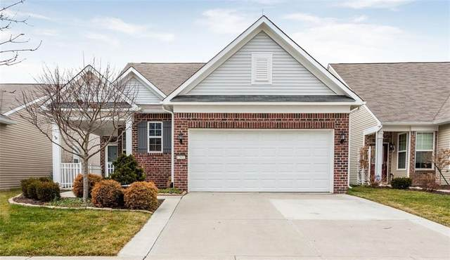 12832 Gloria Drive, Fishers, IN 46037 (MLS #21763353) :: Mike Price Realty Team - RE/MAX Centerstone