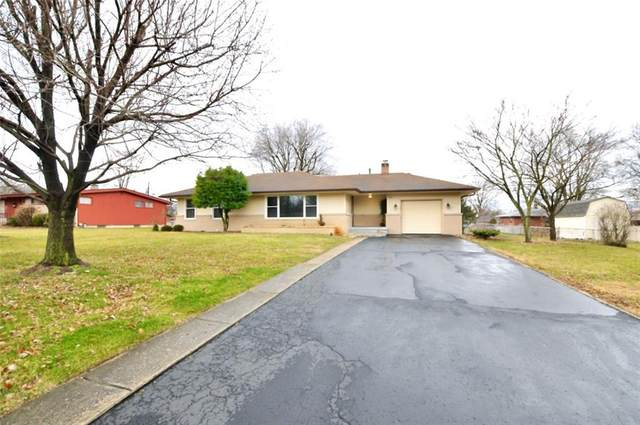 7240 Griffith Rd, Indianapolis, IN 46227 (MLS #21763381) :: Mike Price Realty Team - RE/MAX Centerstone