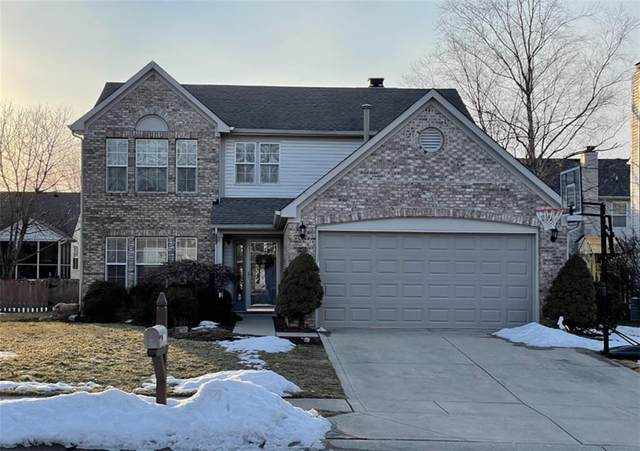 10494 Alderwood Court, Fishers, IN 46038 (MLS #21763403) :: The ORR Home Selling Team