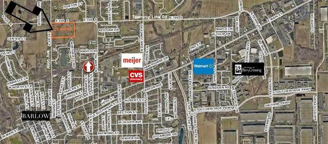 7233 E County Road 300 S, Plainfield, IN 46168 (MLS #21763428) :: The Evelo Team