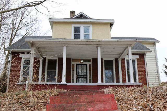 313 Lafayette Avenue, Crawfordsville, IN 47933 (MLS #21763461) :: Corbett & Company