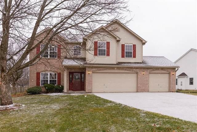 1799 Bridgewater Drive, Avon, IN 46123 (MLS #21763496) :: Mike Price Realty Team - RE/MAX Centerstone