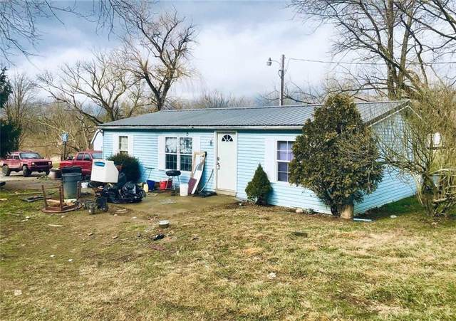 6845 N County Road 5 W, North Vernon, IN 47265 (MLS #21763504) :: Realty ONE Group Dream