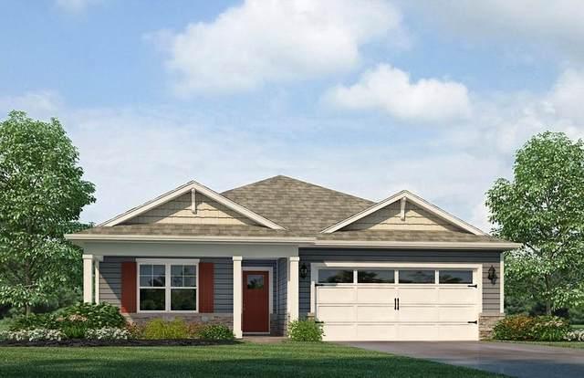 1936 Fairmount Drive, Greenfield, IN 46140 (MLS #21763763) :: Dean Wagner Realtors