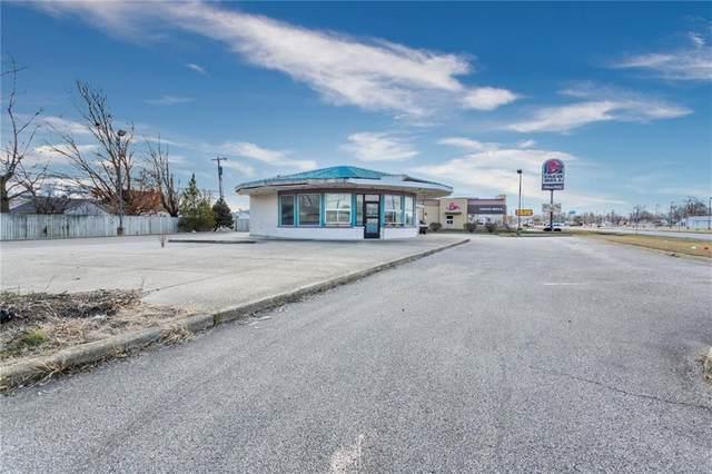 2630 N Broadway Street, Anderson, IN 46012 (MLS #21763785) :: Ferris Property Group