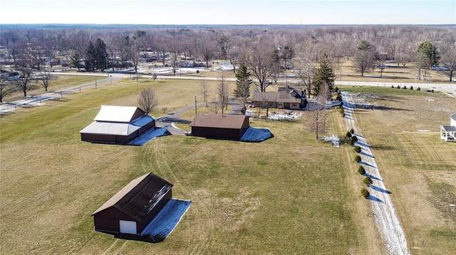 2699 S State Road 267, Plainfield, IN 46168 (MLS #21763821) :: Heard Real Estate Team | eXp Realty, LLC