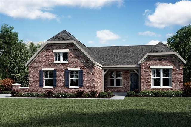 14654 Meadow Bend Drive, Fishers, IN 46037 (MLS #21763836) :: Mike Price Realty Team - RE/MAX Centerstone