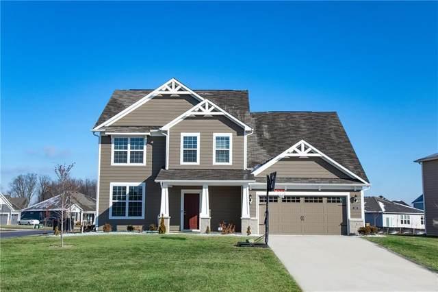 5666 Blackwood Court, Noblesville, IN 46062 (MLS #21763887) :: Ferris Property Group