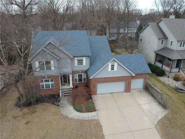 931 Snowy Owl Court, Lafayette, IN 47904 (MLS #21763957) :: The ORR Home Selling Team