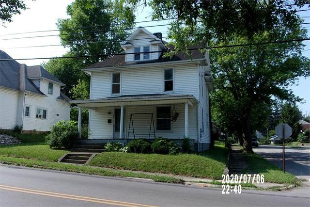 803 Indiana Avenue, New Castle, IN 47362 (MLS #21763993) :: The Indy Property Source
