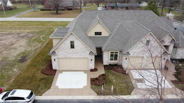 1691 Dorrell Court #40, Greenwood, IN 46143 (MLS #21764008) :: Heard Real Estate Team   eXp Realty, LLC