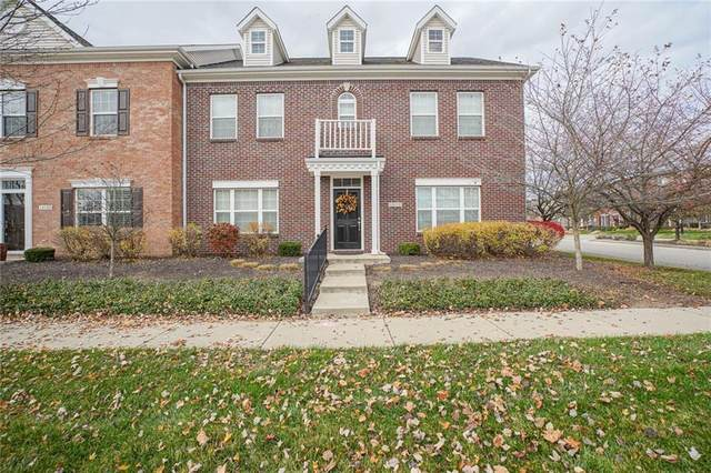 13172 Saxony Boulevard, Fishers, IN 46037 (MLS #21764033) :: RE/MAX Legacy