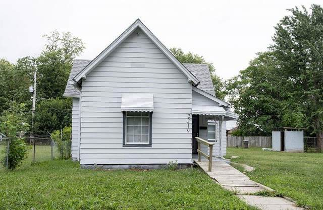 2219 Hovey Street, Indianapolis, IN 46218 (MLS #21764035) :: Heard Real Estate Team | eXp Realty, LLC