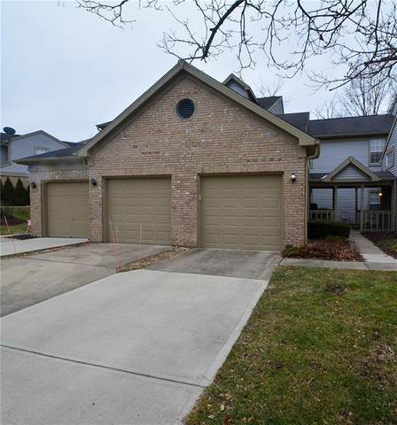 3664 Reflections Lane #4, Indianapolis, IN 46214 (MLS #21764055) :: Mike Price Realty Team - RE/MAX Centerstone