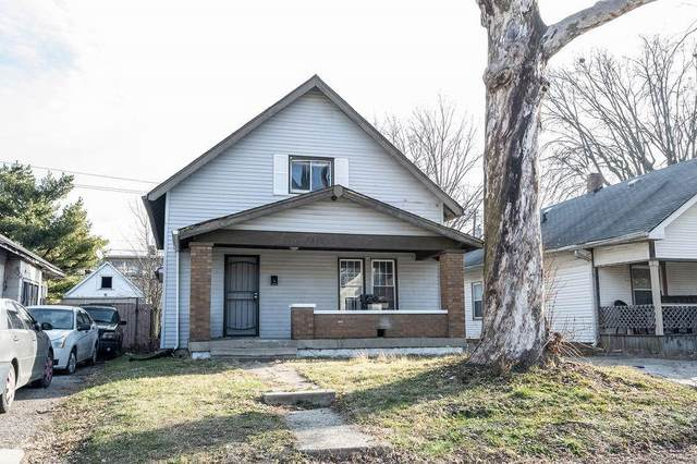 1319 N Kealing Avenue, Indianapolis, IN 46201 (MLS #21764062) :: The Indy Property Source