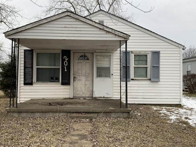 201 N 30th Street, New Castle, IN 47362 (MLS #21764088) :: The Indy Property Source