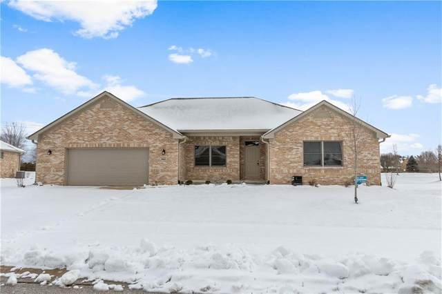 3601 Mansfield Drive, Brownsburg, IN 46112 (MLS #21764123) :: The Indy Property Source