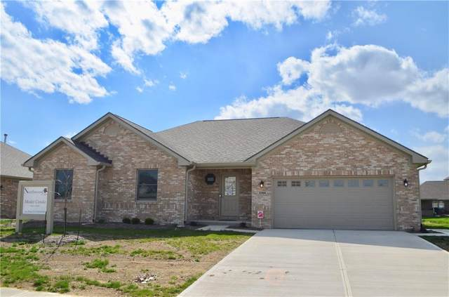 3805 Mansfield Drive, Brownsburg, IN 46112 (MLS #21764143) :: Mike Price Realty Team - RE/MAX Centerstone