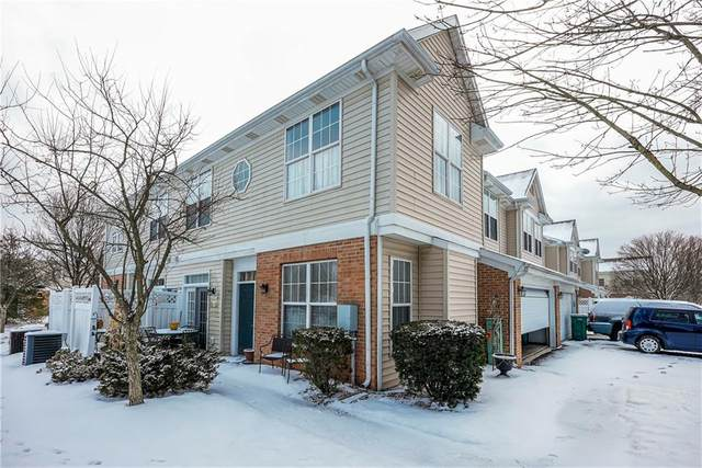 2220 Colfax Lane, Indianapolis, IN 46260 (MLS #21764159) :: The Evelo Team