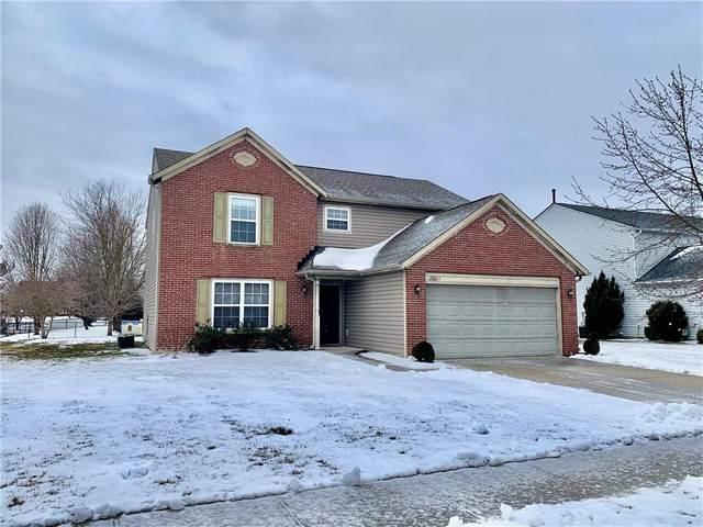 12645 Brookhaven Drive, Noblesville, IN 46060 (MLS #21764191) :: Dean Wagner Realtors