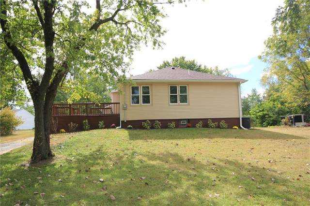 5005 E 64th Street, Indianapolis, IN 46220 (MLS #21764219) :: Dean Wagner Realtors