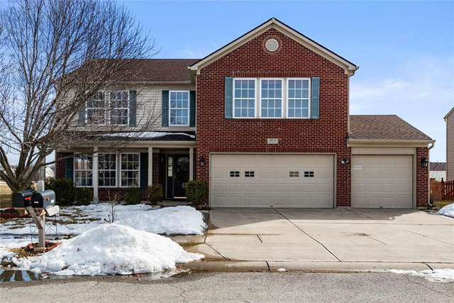 9979 Big Bend Drive, Indianapolis, IN 46234 (MLS #21764331) :: The Indy Property Source