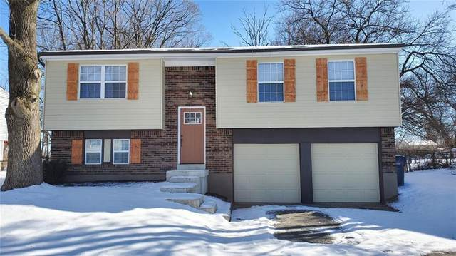 4557 Peachwood Court, Indianapolis, IN 46235 (MLS #21764342) :: Mike Price Realty Team - RE/MAX Centerstone
