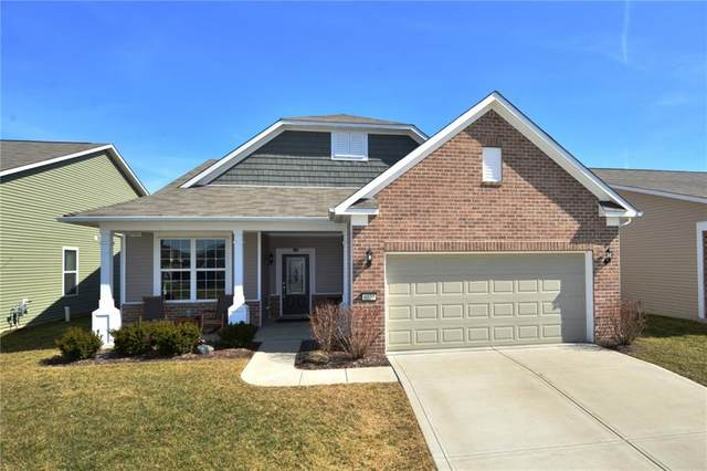 4073 Amaryllis Drive, Plainfield, IN 46168 (MLS #21764401) :: Heard Real Estate Team | eXp Realty, LLC