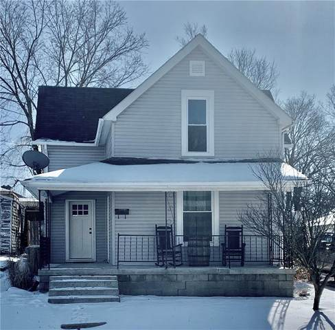 1003 Church Street, New Castle, IN 47362 (MLS #21764433) :: The Indy Property Source