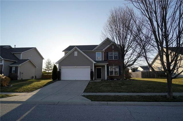 5870 Courtyard Crescent, Indianapolis, IN 46234 (MLS #21764444) :: Heard Real Estate Team | eXp Realty, LLC
