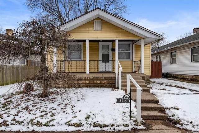 946 N Kealing Avenue, Indianapolis, IN 46201 (MLS #21764476) :: Heard Real Estate Team | eXp Realty, LLC