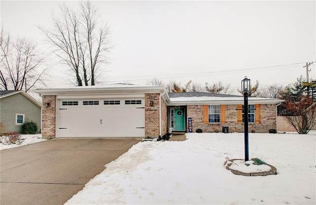 7609 Madden Drive, Fishers, IN 46038 (MLS #21764491) :: Richwine Elite Group