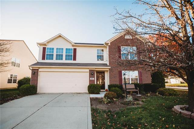 7952 Alamosa Lane, Indianapolis, IN 46236 (MLS #21764510) :: Mike Price Realty Team - RE/MAX Centerstone