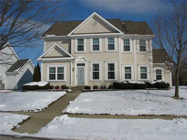 17856 Forreston Oak Drive, Noblesville, IN 46062 (MLS #21764522) :: Mike Price Realty Team - RE/MAX Centerstone