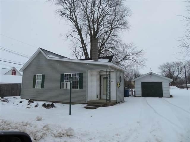 108 N Summit Street, Summitville, IN 46070 (MLS #21764622) :: The Indy Property Source