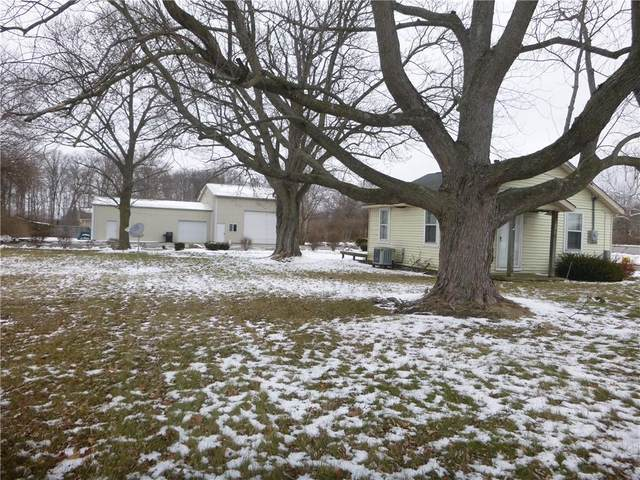 8494 E State Road 267 Road, Plainfield, IN 46168 (MLS #21764624) :: RE/MAX Legacy