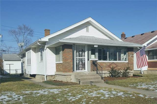 1762 E Tabor Street, Indianapolis, IN 46203 (MLS #21764631) :: Richwine Elite Group